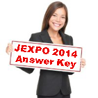 JEXPO Answer Key 2014 in Pdf, West Bengal JEXPO Exam 13 April Answer Key 2014 Check WBSCTE, JEXPO 2014 Answer Key & Question Paper for JEXPO Entrance Exam 2014