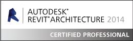 AUTODESK REVIT ARCHITECTURE CERTIFIED