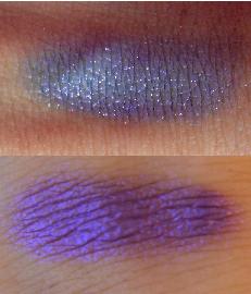 mac violet pigment mineralny