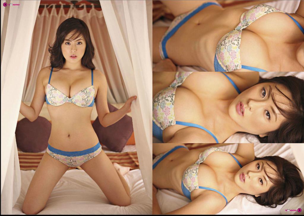 jinri experience bikini photos 02