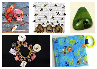 Discover Handmade June 28 from Handmade Artists'