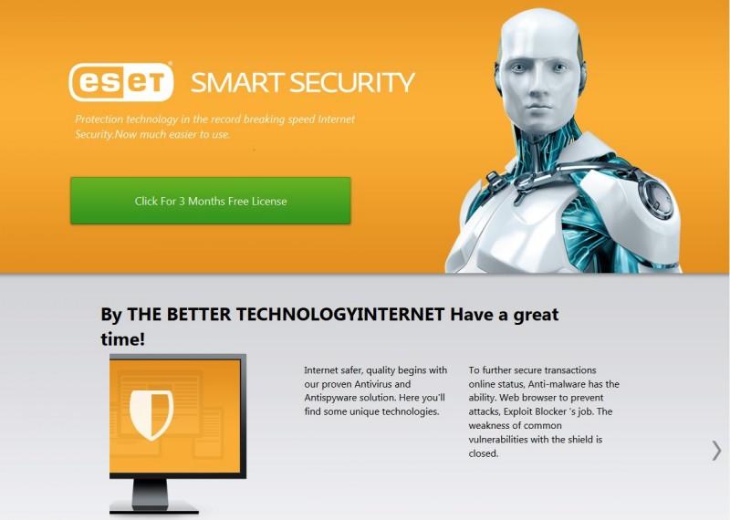 Антивирус NOD32 SMART SECURITY 9 бесплатно скачать