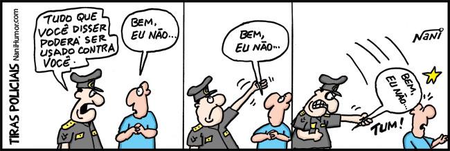 Tiras policiais