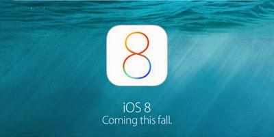 Apple iOS 8.0 officially announced