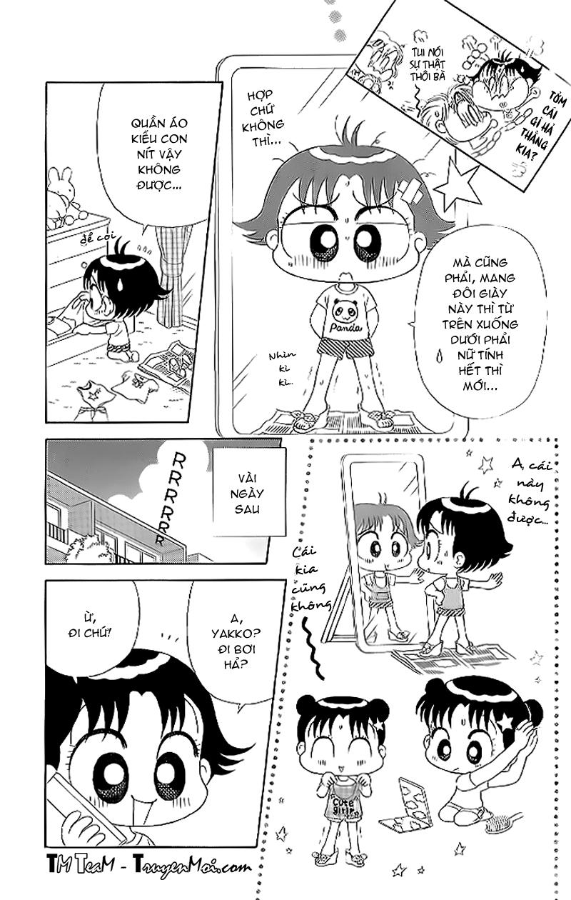 Kocchi Muite! Miiko chap 16 - Trang 9