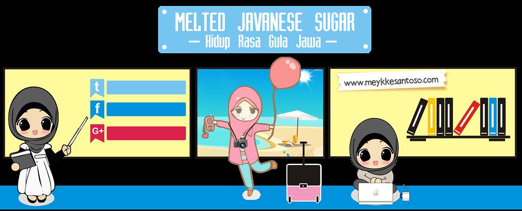 Melted Javanese Sugar