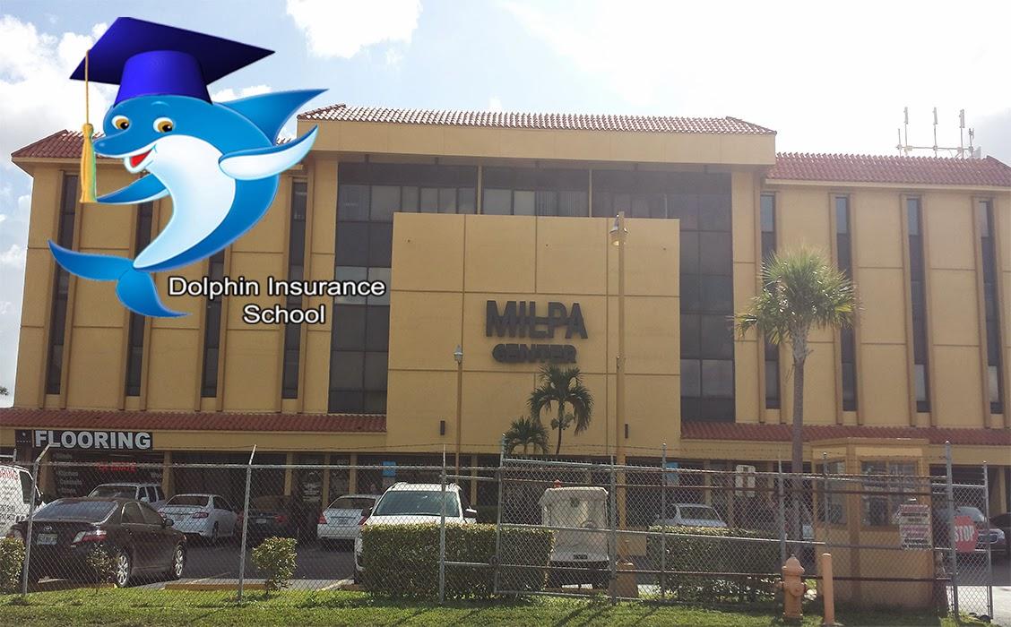 direccion dolphin insurance school miami florida