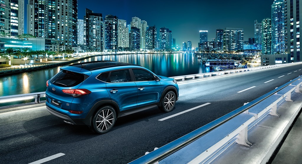All-New Hyundai Tucson