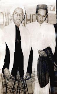 Habib Zein al-Habsy & Abah Guru Sekumpul