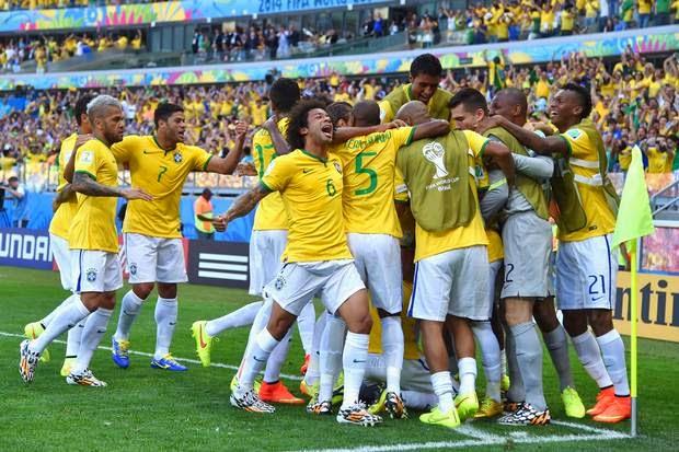 Brésil 3 - 2 Chili
