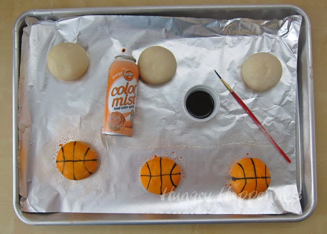 Basketball food recipe