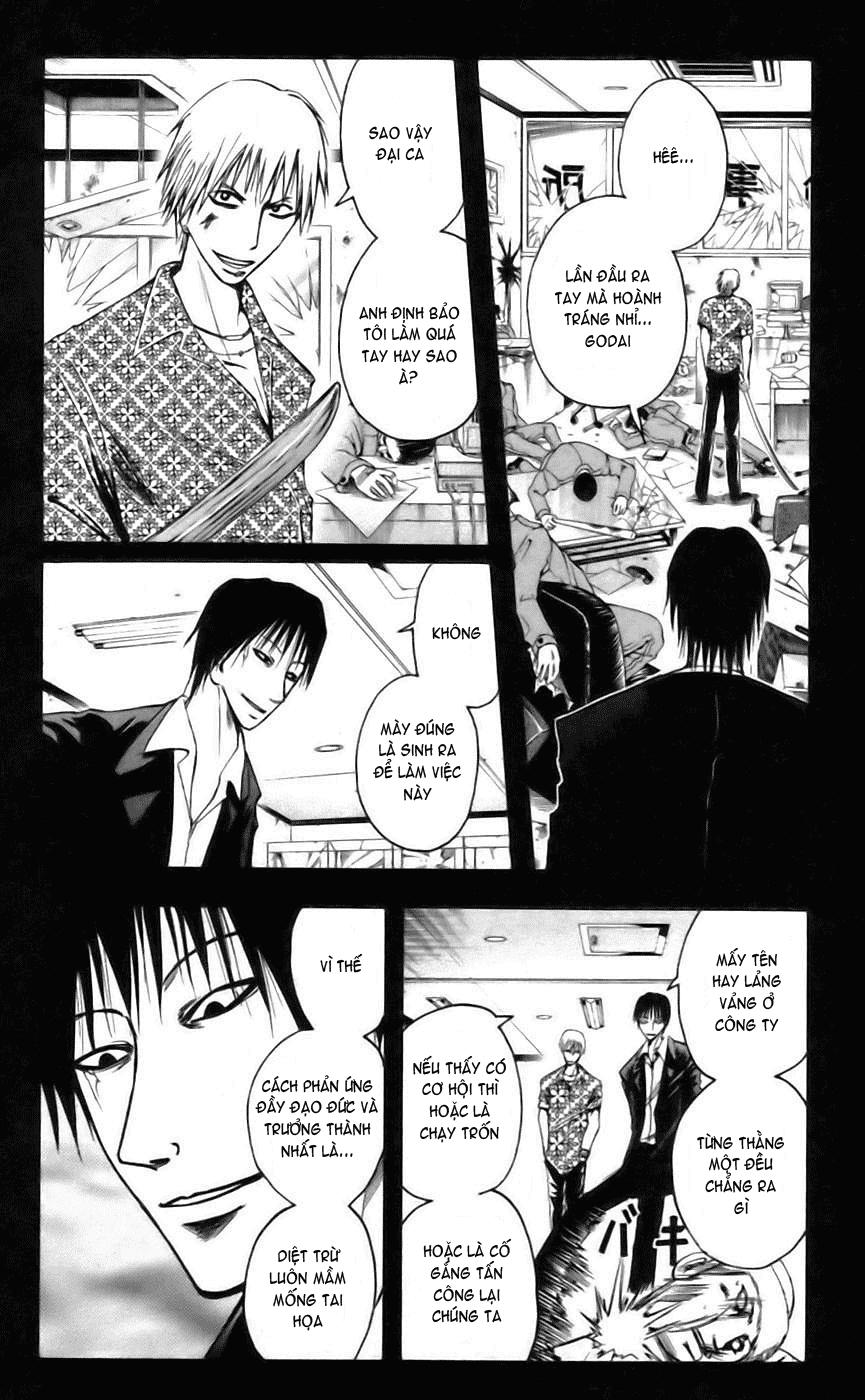Majin Tantei Nougami Neuro chap 37 - Trang 14