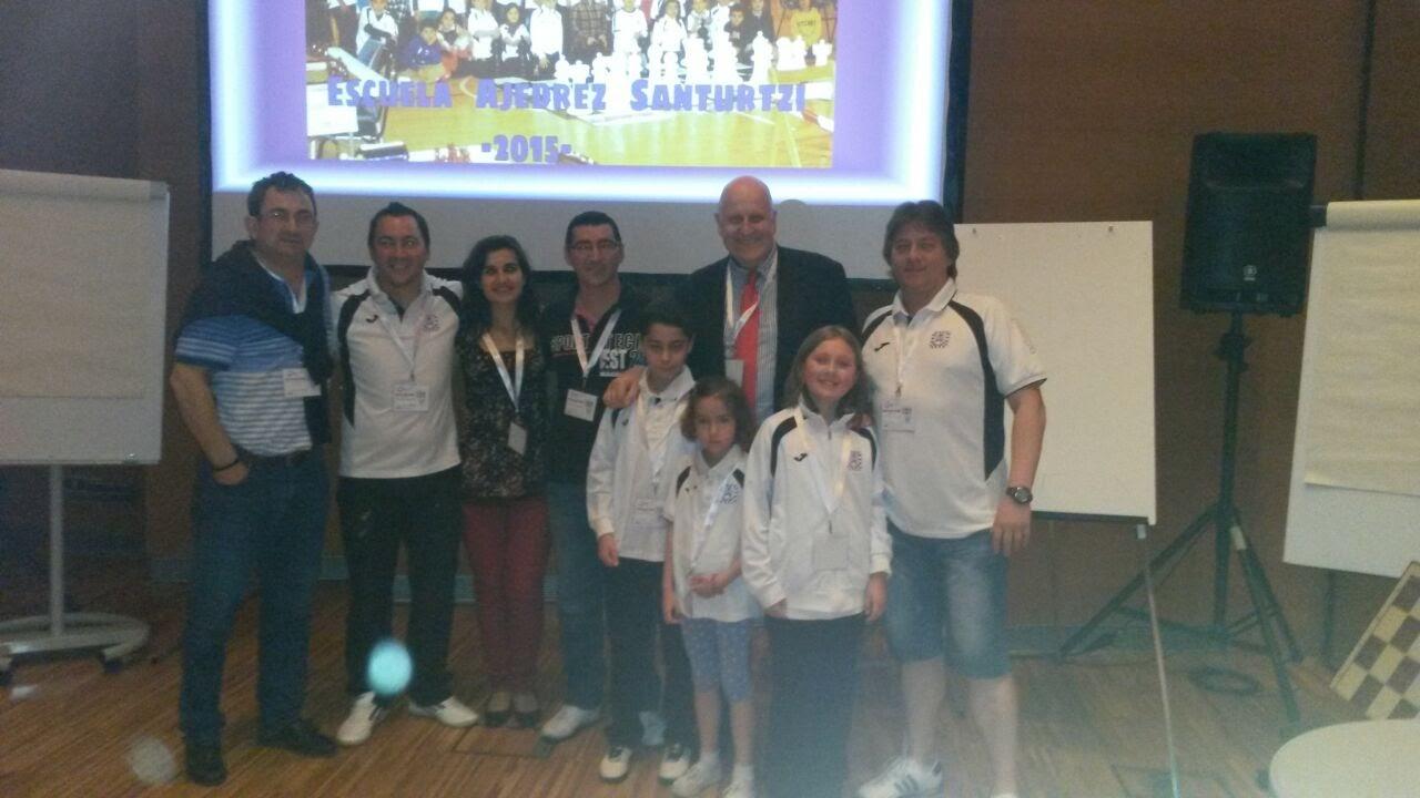 Más de 100 participantes en el Torneo Navideño de Ajedrez