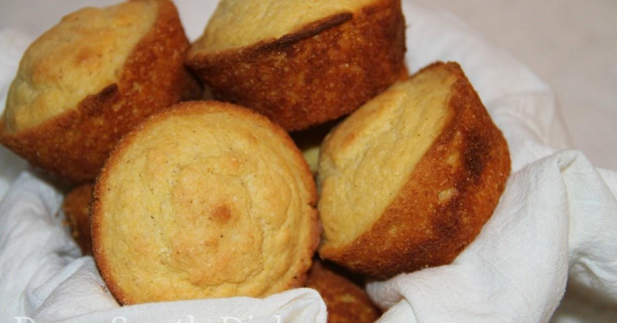 Deep South Dish: Basic Buttermilk Corn Muffins