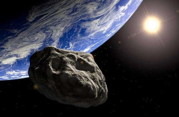 Asteroid 'Spooky' Akan Melintasi Bumi Dengan Kelajuan 29 Kali Peluru