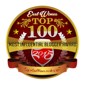 Top 100 Blogger Award