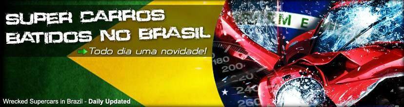Super Carros Batidos no Brasil
