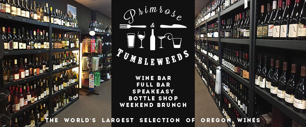 Primrose & Tumbleweeds