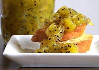 Geleia de Kiwi (vegana)