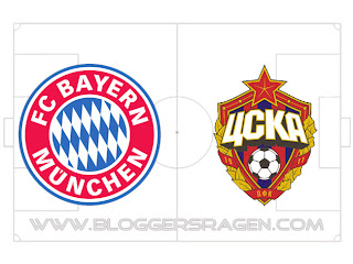 Prediksi Pertandingan CSKA vs Bayern Munchen