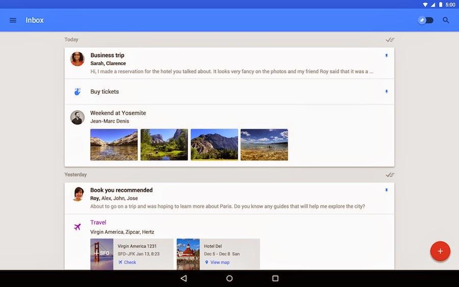 Google Inbox Review: Does Google Finally Reinvent the Age-old Webmail?