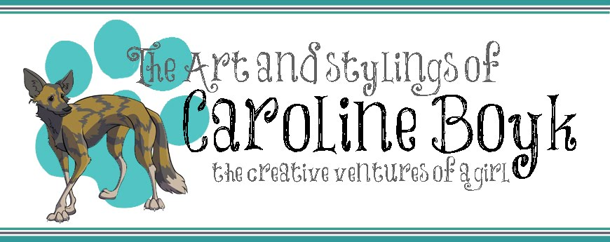 Caroline Boyk's Blog