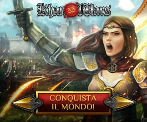 Khan Wars, giochi browser di strategia