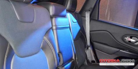 Ada 8 Posisi Duduk Pilihan di All-New Jeep Cherokee