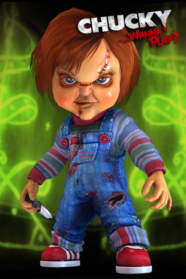 as237 lucir225 chucky en su primer videojuego pc ps3 xbox