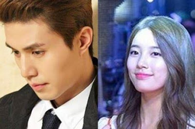 Suzy Miss A dan Lee Dong Wook