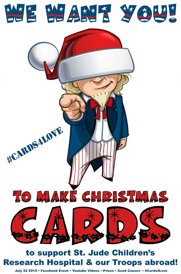 #CARDS4LOVE