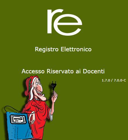 REGISTRO ELETTRONICO PER I DOCENTI