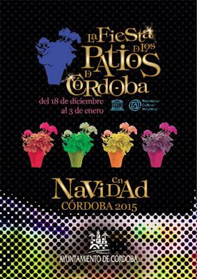 Patios de Córdoba - Navidad 2015