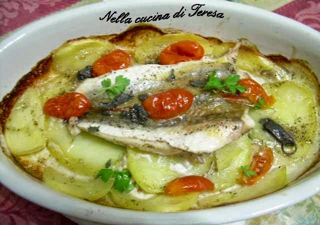 Ricette con il pesce coccio