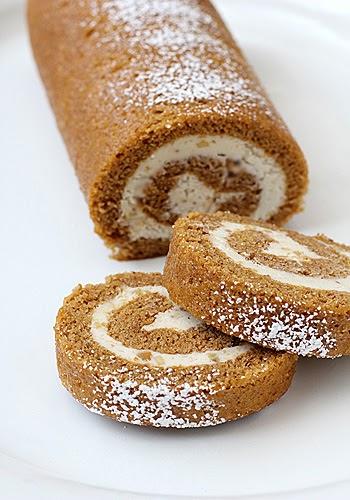 Libby Pumkin Cheese Cake Roll