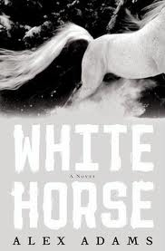White Horse by Alex Adams book cover