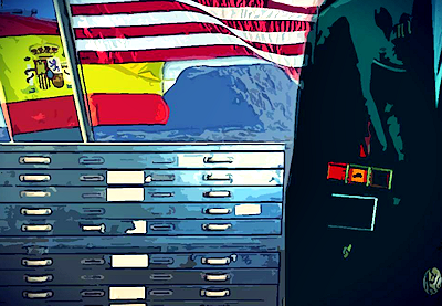 U.S. Investigated Strange UFO Sightings in Madrid
