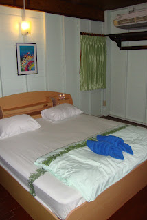 Similan Double bed air con Bungalow
