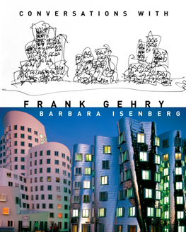 libro Conversations with Frank Gehry Barbara Isenberg