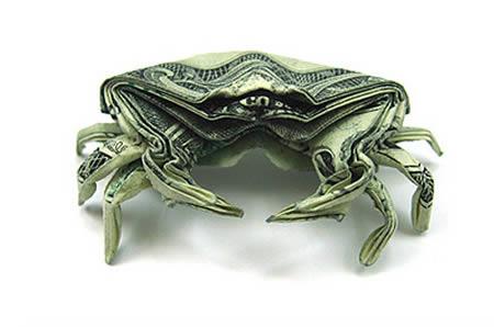 karaya seni uang