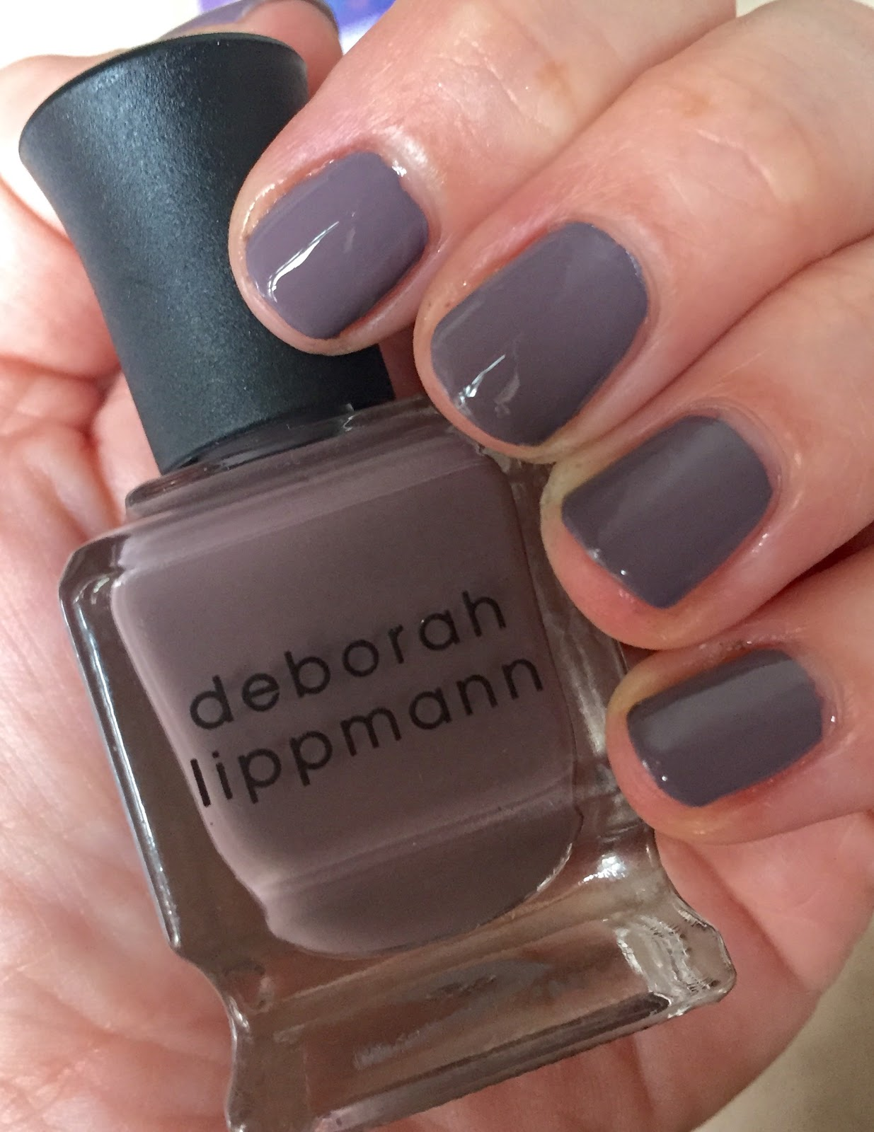 The Beauty of Life: #ManiMonday: Deborah Lippmann Love in The Dunes ...