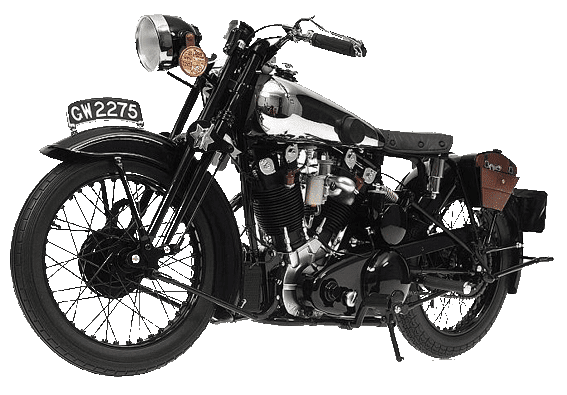 T. E. Lawrence's Brough Superior SS100