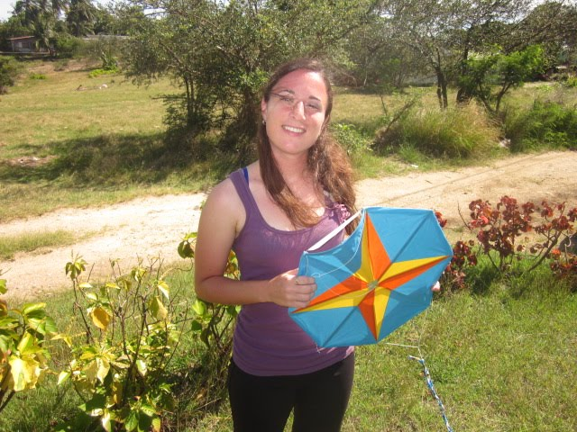 how to make a big kite at home