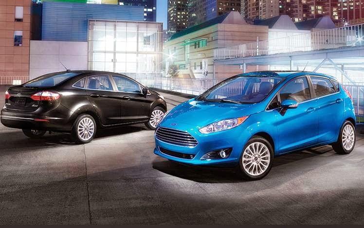 2015 Ford Fiesta Release Date