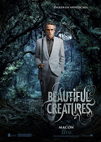 beautiful creatures jeremy iron poster