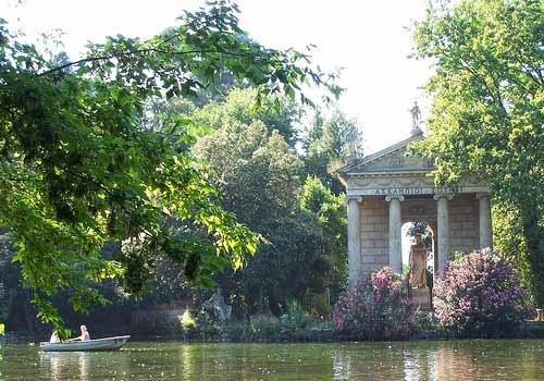 Villa Borghese Lunedì 2 giugno, h 17.00