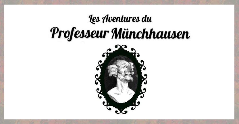 Les Aventures du Professeur Münchhausen