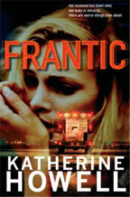 Book Cover of Frantic
