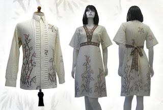 baju batik wanita 2013
