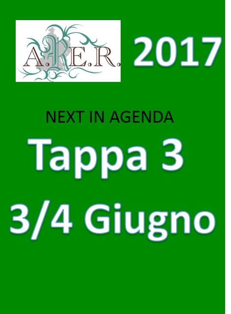 ARER, NEXT IN AGENDA